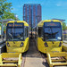 Manchester Metrolink 3071 and  3114