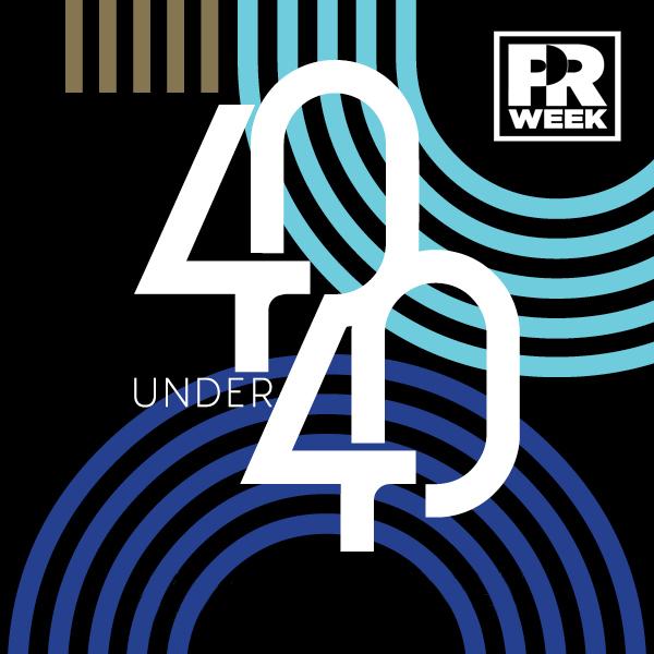 PRWeek 40 Under 40