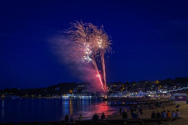 Swanage Carnival Fireworks 01-08-2018 01