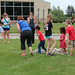 Wed, 2018/08/01 - 2:32pm - The TD Summer Reading Club's Training Camp was held at the Courtice Branch on Wednesday, August 1, 2018!  Families discovered what it takes to be the ultimate athlete in a sports-challenge obstacle course with the Municipality of Clarington Community Services!