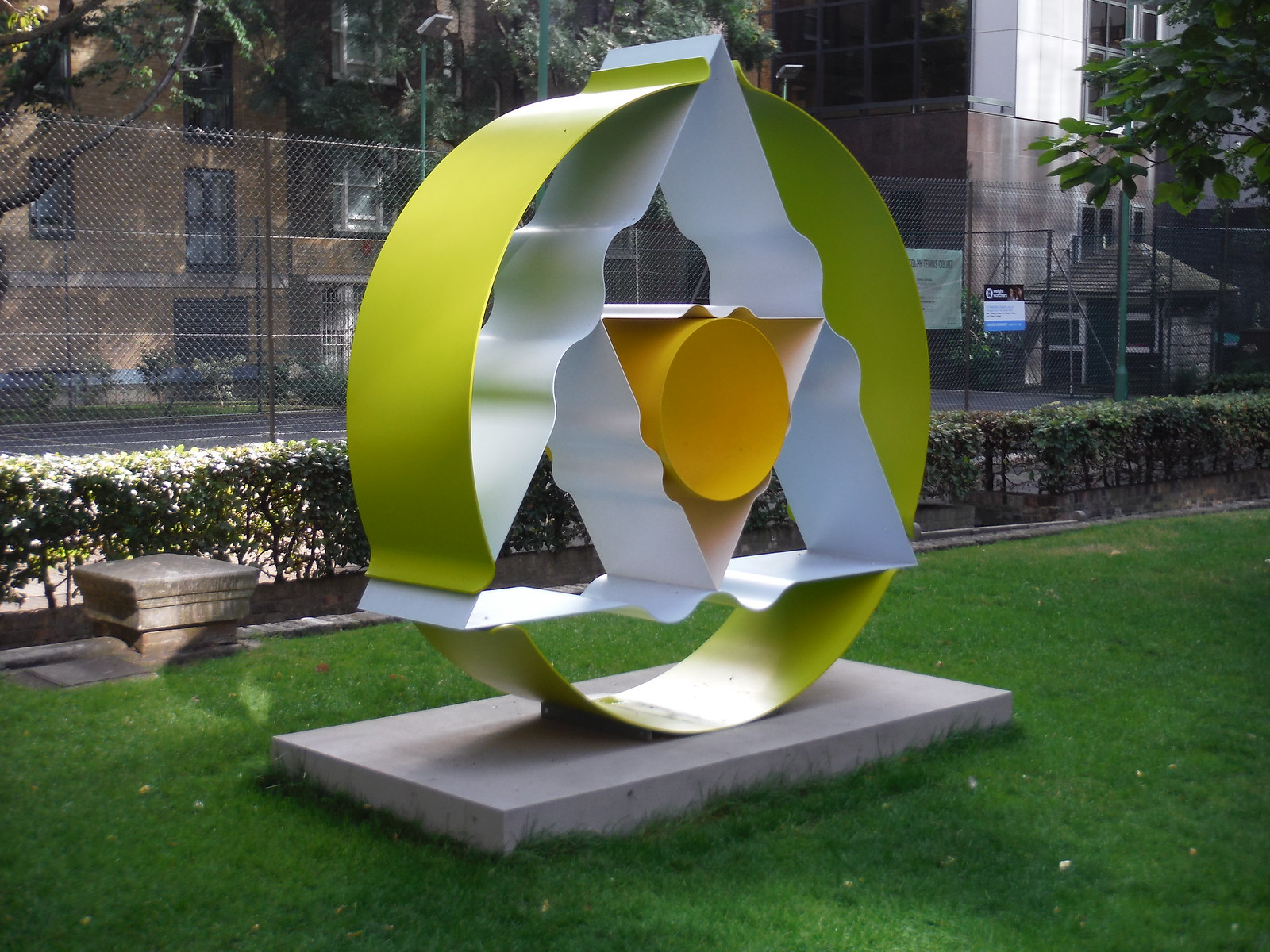 David Annesley - Untitled SWC Walk Short 24 - Sculpture in the City