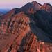 Castle Peak at sunrise by Matt Payne Photography