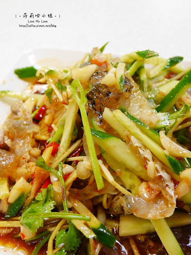 基隆吃海鮮推薦和平島漁市大街 (12)