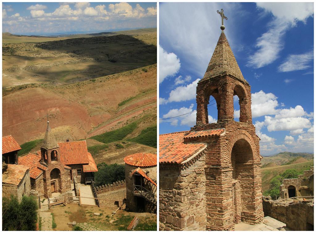 Davit Gareja monastery complex