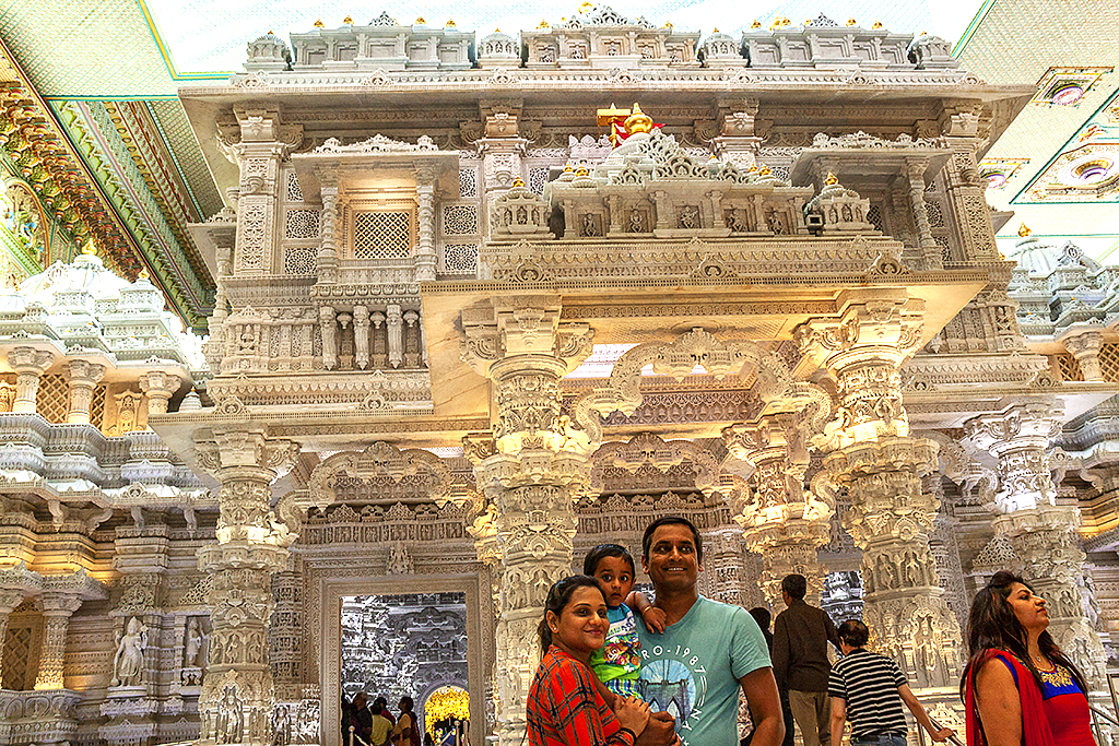 BAPS Shri Swaminarayan Mandir--Robbinsville 2
