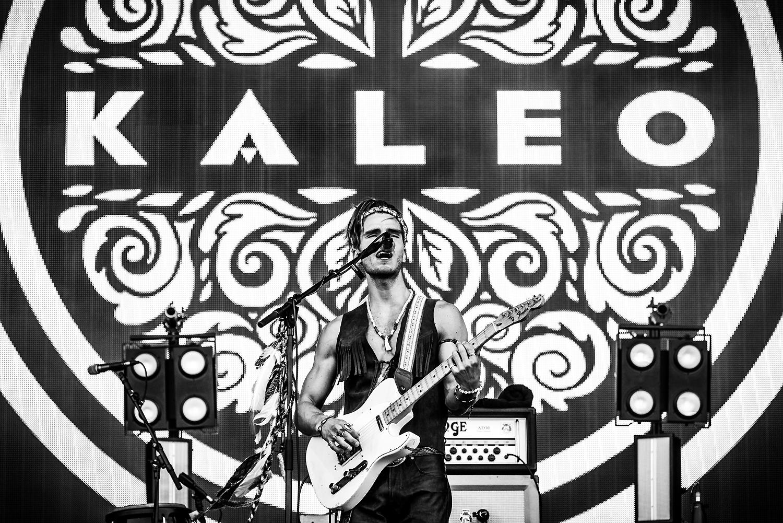 Kaleo @ Rock Werchter 2018 (Jan Van den Bulck)