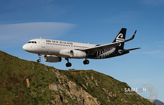 Air New Zealand ZK-OXI