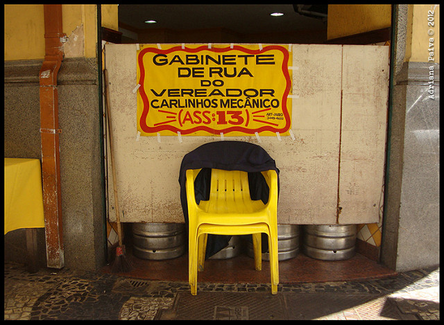 Centro do Rio - Foto por Adriana Paiva