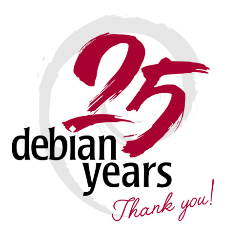 25 éves a Debian!