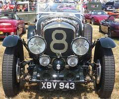 """Bentley """"Blower"""" Replica (1950 Chassis)"""
