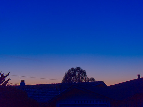 2018 moon night saddledrive sunset