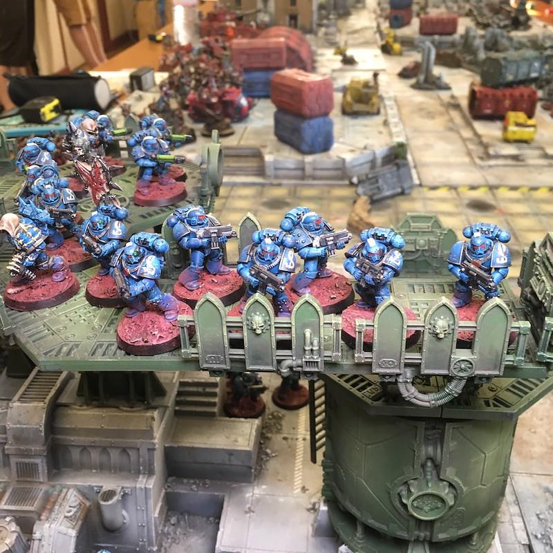 Medal of Colors Assault on Molech battle-16