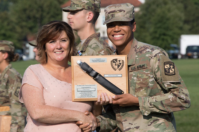 9th Regiment, Advanced Camp Graduation