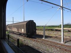 Tren de Mercaderies - Estació de Ribesaltes - Photo of Cases-de-Pène