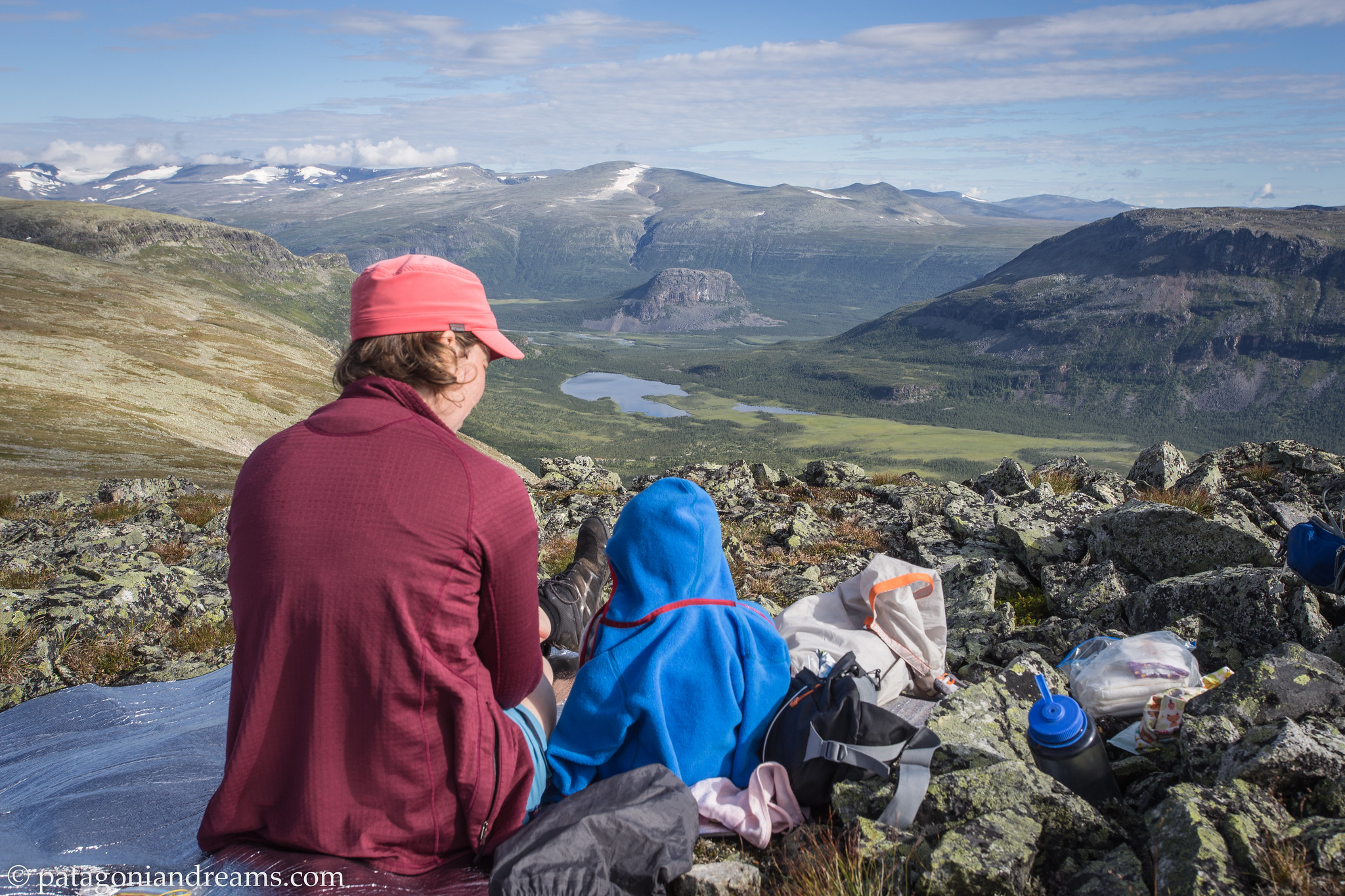 In Rapavalley there is a mountain called Nammásj.  Sarek NP. Laponia. Swedish Lapland.