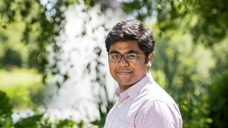 Portrait of Abhishek Jain