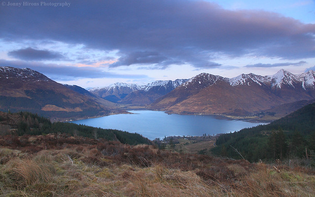 Loch Duich Dusk, Canon EOS 7D, Canon EF-S 15-85mm f/3.5-5.6 IS USM