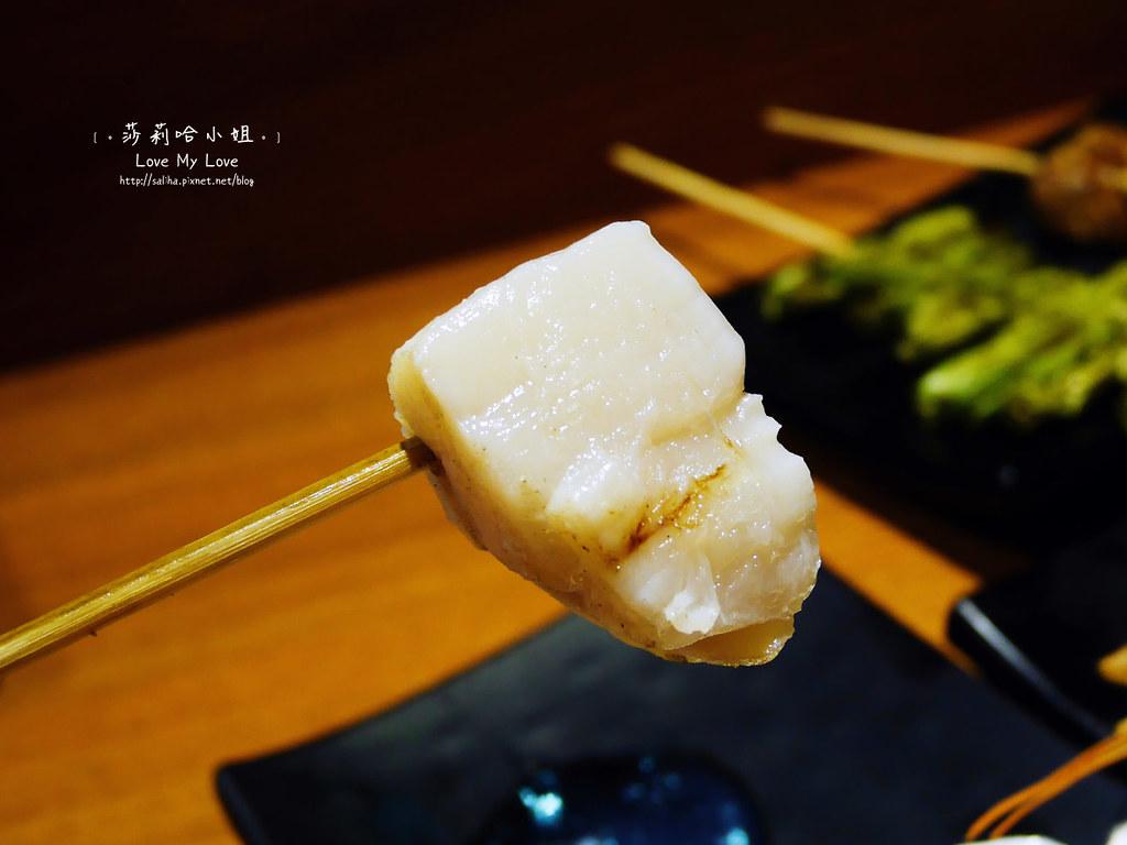 台北中山區平價餐廳居酒屋推薦柒串燒屋 (34)