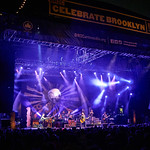 Tue, 14/08/2018 - 9:26pm - Longtime faves The Decemberists close out the 2018 BRIC Celebrate Brooklyn! Festival, 8/14/18. Photo by Gus Philippas/WFUV