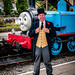 The Fat Controller and Thomas...