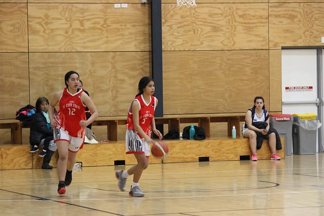 BOP Secondary School Senior Basketball