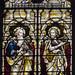 Warwick, St Mary's church window