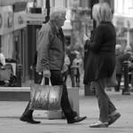 Candid shots in Preston City centre