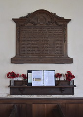 those from this parish who made the supreme sacrifice in the Great War