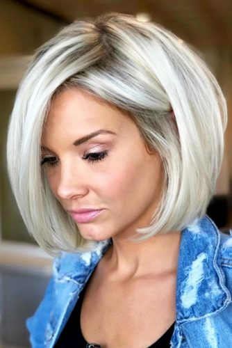 Best Short Bob Hairstyles 2019 Get That Sexy-short haircut trends to try now 9