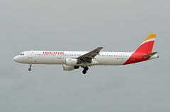 Iberia Airbus A321-213 EC-IGK