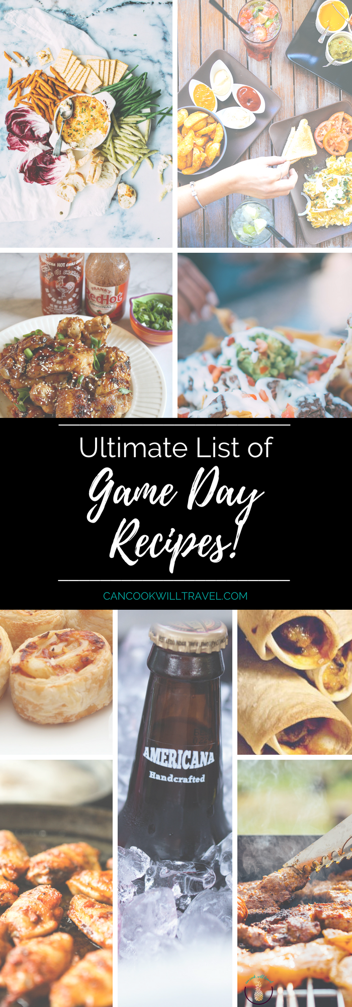 Ultimate List of Game Day Recipes_Tall