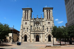 San Antonio - Downtown: San Fernando Cathedral