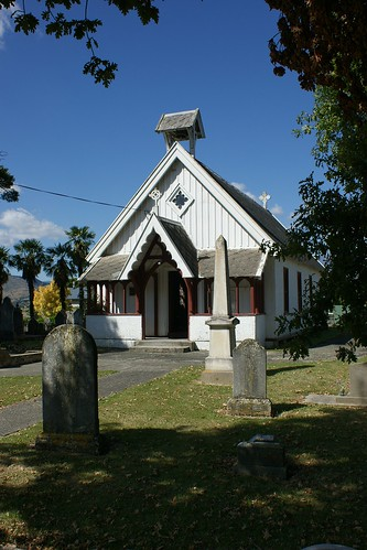 Nelson: St Paul's Anglican Church (est.1857)