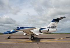 N843TE Eclipse EA-500 Channel Jets