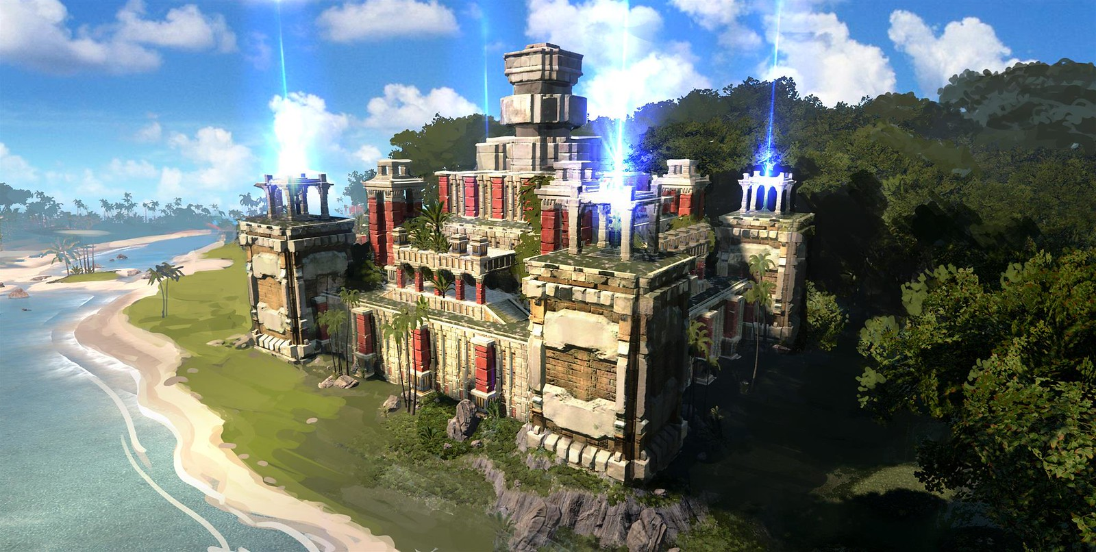 29131441827 702d6affdb h - MMORPG Skyforge erhält dieses Jahr mit Battle Royale-Modus einen FPS-Twist