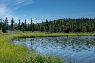 Wonder Lake - Denali National Park