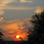 17. August 2018 - 6:05 - Восход солнца 08/17/2018 Лебедин. Украина.