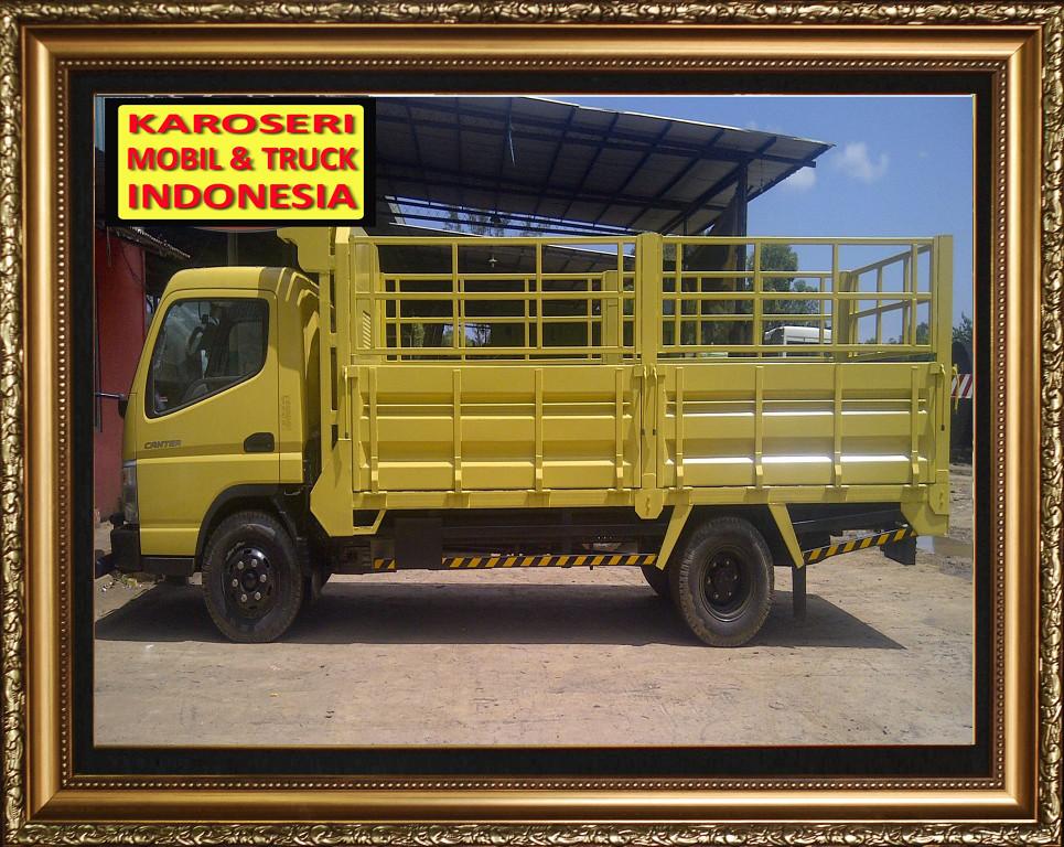 Karoseri Mobil & Truck - Bak Besi