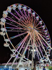 Another Ferris Wheel at Night