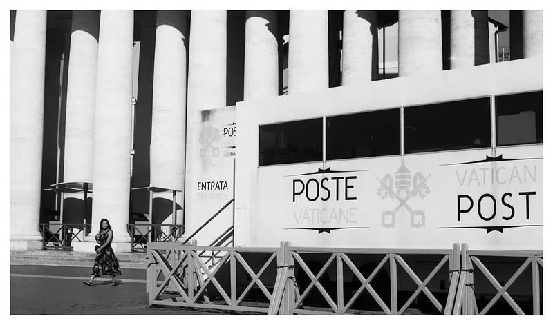 rome vatican post