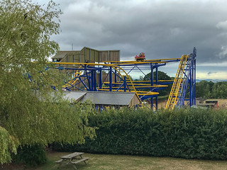 Photo 4 of 5 in the Twister Rollercoaster gallery