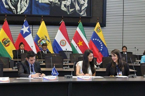 Unasul é um espaço de integração e troca entre países da América do Sul - Créditos: @Unasur/ Twitter