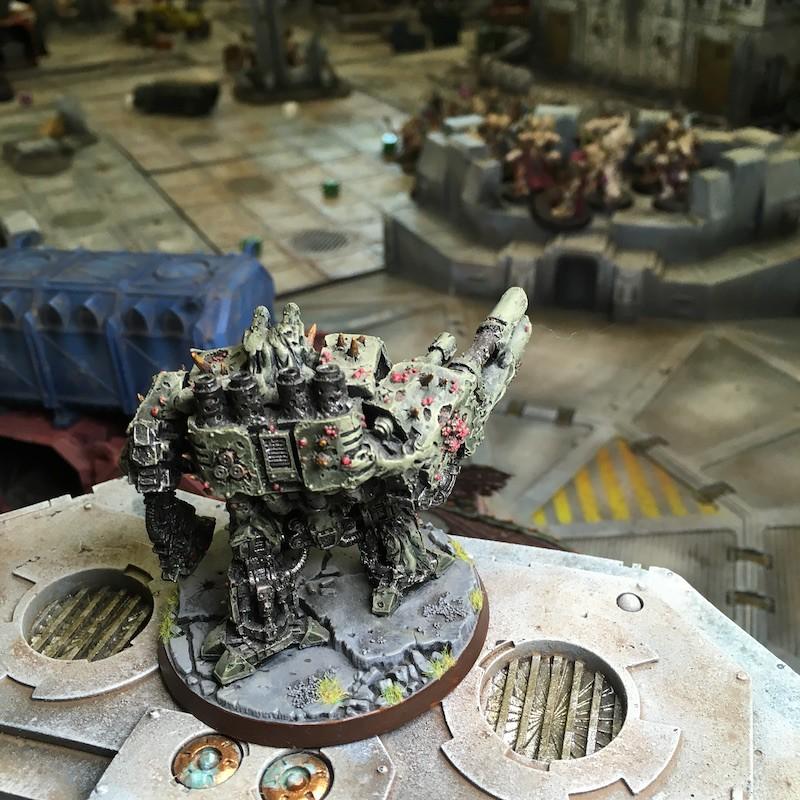 Medal of Colors Indomitus Crusade Battles-12