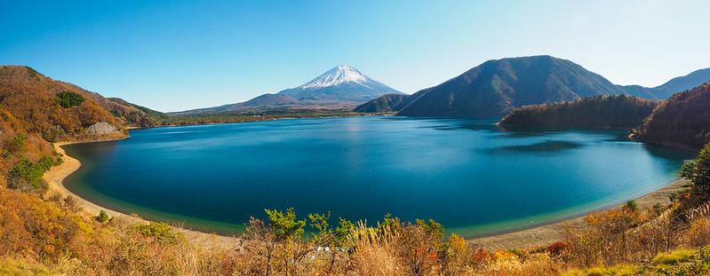 Fujisan 富士山|本栖湖