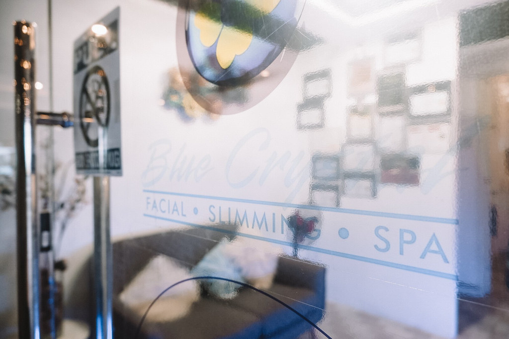Blue Crystal Facial, Slimming, and Spa