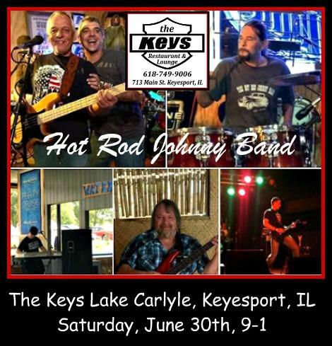 Hot Rod Johnny Band 6-30-18