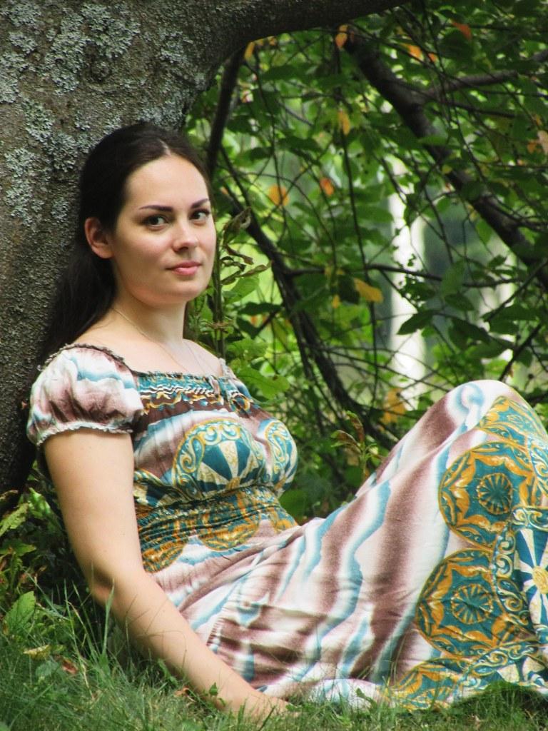 Поэтесса Анастасия Печура