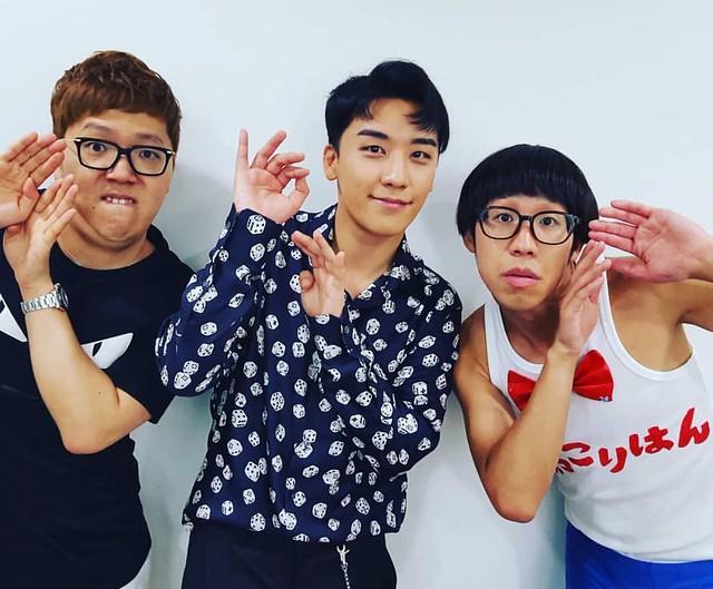 BIGBANG via yoooouBB - 2018-08-07  (details see below)