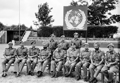 Mission ONUC, Congo (1960-63)