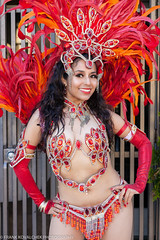California - 2018 Carnaval, Mission District, San Francisco